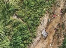 मुगुमा भएको बस दुर्घटना मृतकका परिवारलाई प्रदेश सरकारले एक लाख दिने