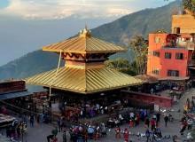 करिब चार महिनापछि खुल्यो गोरखाको मनकामना मन्दिर