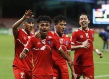 नेपाल पहिलो पटक साफ च्याम्पियनसिप फुटबलको फाइनलमा