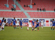 दोस्रो मैत्रीपूर्ण खेल: नेपाल भारतसँग पराजित