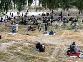 लडाइँका कारण दशौं हजार अफगानीहरुले घर छाडे