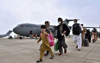 अफगानिस्तानबाट ६ लाख ३४ हजार नागरिक विस्थापित