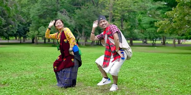 अमेरिकामा छायांकन भएको गुरुङ गीत 'तोतै ङोल्स्यो' रिलिज [भिडियो]