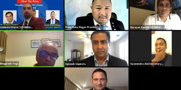 २८ बुँदे लण्डन घोषणापत्र जारी गर्दै विश्व नेपाली स्वास्थ्य सम्मेलन सम्पन्न